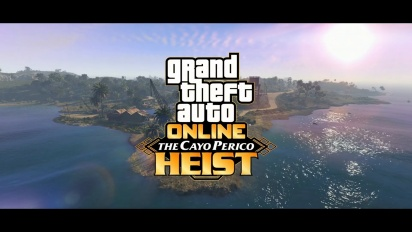 GTA Online - The Cayo Perico Heist Trailer