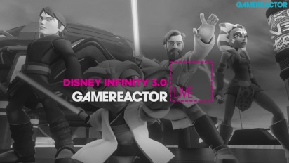 Disney Infinity 3.0 - Livestream Replay