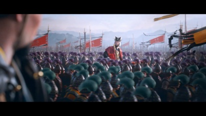 Total War: Three Kingdoms - Announcement Trailer