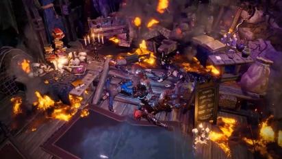 Divinity: Original Sin II: Definitive Edition - Gameplay Trailer