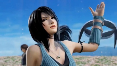 Dissidia Final Fantasy NT - Rinoa Heartilly Launch Trailer