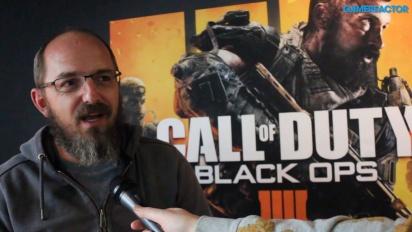 Call of Duty: Black Ops 4 - David Vonderhaar Interview
