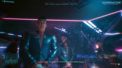 Cyberpunk 2077 - First 80 minutes on Xbox Series X as Corpo