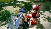 Monster Hunter Rise - Mega Man Collab Trailer