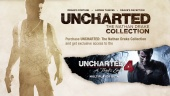 Uncharted: The Nathan Drake Collection -  Announcement Trailer