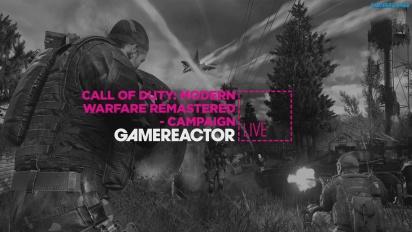 CoD: Modern Warfare Remastered - Livestream Replay