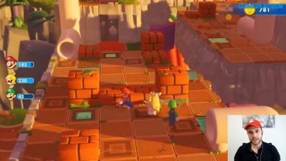 Mario + Rabbids Kingdom Battle - Livestream Replay