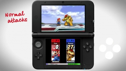 Super Smash Bros. - How to play on Wii U & Nintendo 3DS. Dev Diary