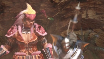 Monster Hunter 4 Ultimate - Launch Trailer