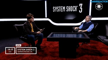 System Shock 3 - Warren Spector Starstream Interview