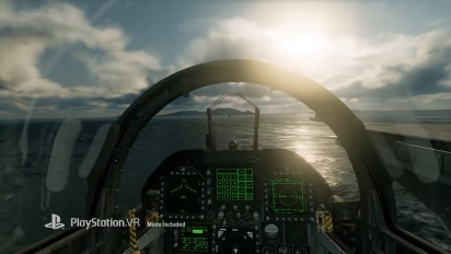 Ace Combat 7: Skies Unknown - PGW 2017 Trailer