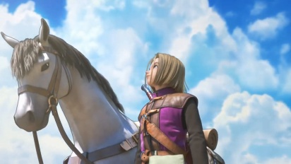Dragon Quest XI S: Echoes of an Elusive Age - Definitive Edition Trailer