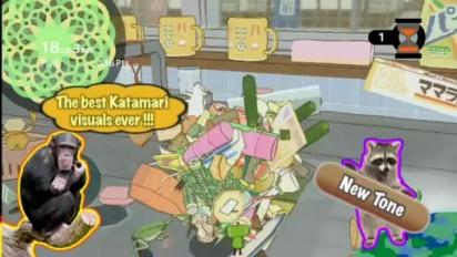 Katamari Forever - Debut Trailer