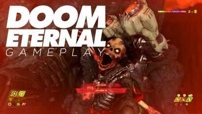 Doom Eternal - Campaign Gameplay