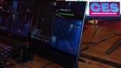 CES20 - MSI Optix MAG161 Product Demo