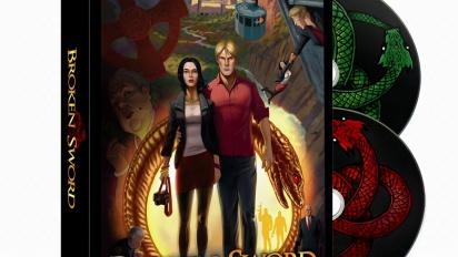 Broken Sword: The Serpent's Curse - Kickstarter Trailer
