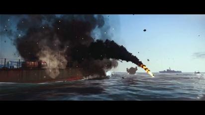 Just Cause 3 - Bavarium Sea Heist Trailer