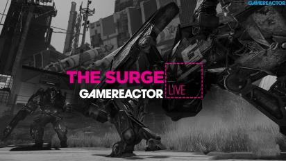 The Surge - Livestream Replay