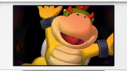 Mario & Luigi: Bowser's Inside Story + Bowser Jr.'s Journey - Nintendo Direct 3DS Trailer