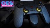 CES20 - Mad Catz Controller & Ego Arcade Stick Product Demo