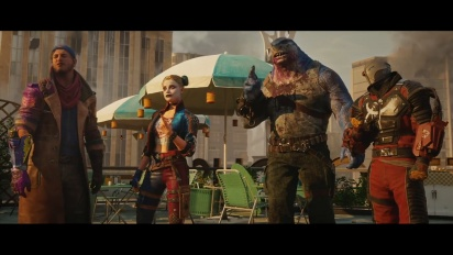 Suicide Squad: Kill the Justice League - Official Teaser Trailer