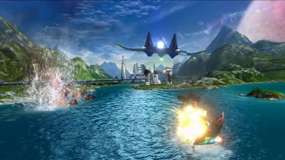 Star Fox Zero - Let's Rock and Roll Trailer