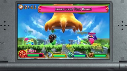 Kirby: Planet Robobot Reveal