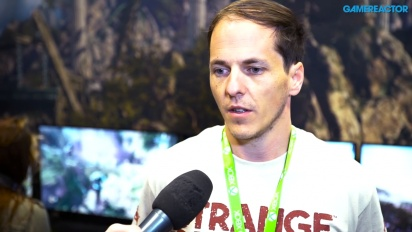 Strange Brigade - Zoltan Fejes Interview