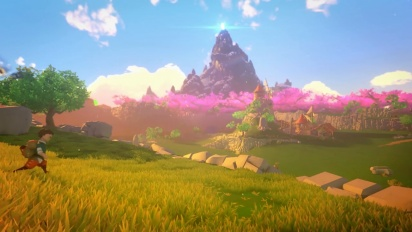 Yonder: The Cloud Catcher Chronicles - Switch Trailer