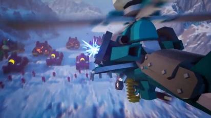 Tiny Metal: Full Metal Rumble - Launch Trailer