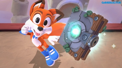 New Super Lucky's Tale - Full Demo Gameplay