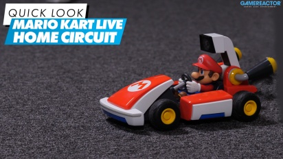 Mario Kart Live: Home Circuit - Quick Look