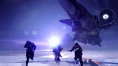 Destiny 2: Beyond Light - TGA 2020 Gameplay Trailer