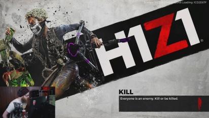 H1Z1 - Livestream Replay