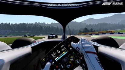 F1 2018 - Developer Diary 4: Art & Audio