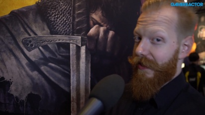 Kingdom Come: Deliverance - Tobias Stolz-Zwilling Interview