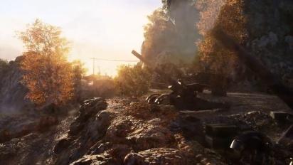 Battlefield V - New Marita Map Introduction