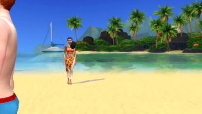 De Sims 4: Eiland Leven - Onthullingstrailer