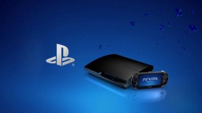 PS Vita & PS3 - Cross-Play on PS Vita Trailer