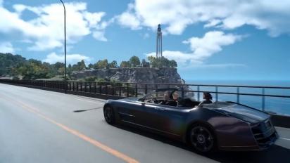 Final Fantasy XV - Royal Edition Announcement Trailer
