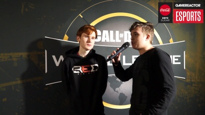 CWL Atlanta - Joee Interview