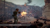 World War Z -  Introducing: Classes