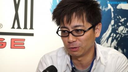 Final Fantasy XII: The Zodiac Age - Hiroaki Kato & Takashi Katano Interview
