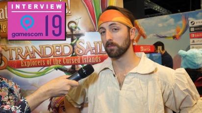 Stranded Sails: Explorers of the Cursed Islands - Julian Schmidt Interview