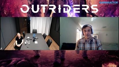 Outriders - Bartek Kmita & Piotr Nowakowski Interview