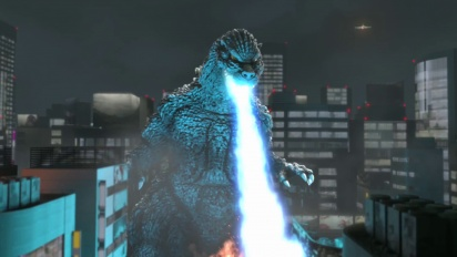 Godzilla: The Game - Reveal Trailer
