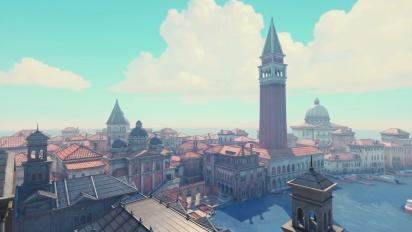 Overwatch - Rialto Map Trailer