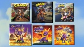 Spyro + Crash Remastered Game Bundle - Launch Trailer