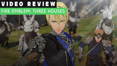 Fire Emblem: Three Houses - Videoreview