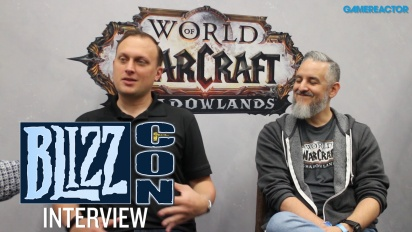 World of Warcraft: Shadowlands - Ion Hazzikostas & Steve Aguilar Interview